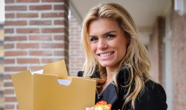 Nicolette van Dam van de Postcodeloterij. (Fotocredits Roy Beusker Fotografie)