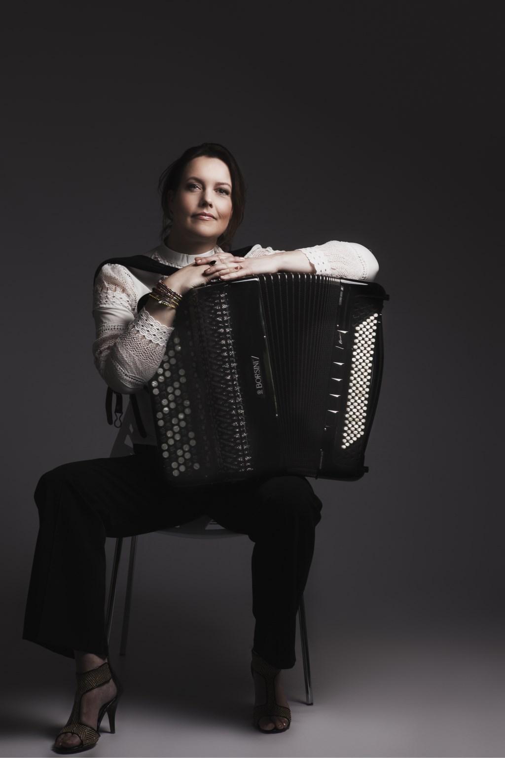 Monique Kokkeler is bekend van Orchestra Twente.  © Persgroep