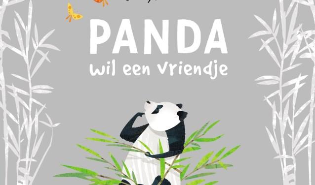 Het prentenboek 'Panda wil een vriendje' staat in de Prentenboek TopTien 2019. Beeld: Stichting CPNB