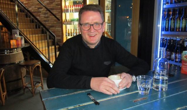 Horeca-ondernemer Pierre Vink is geboren in een hotelfamilie en die tendens leeft voort. Ook zijn zoon werkt in het horeca-vak.