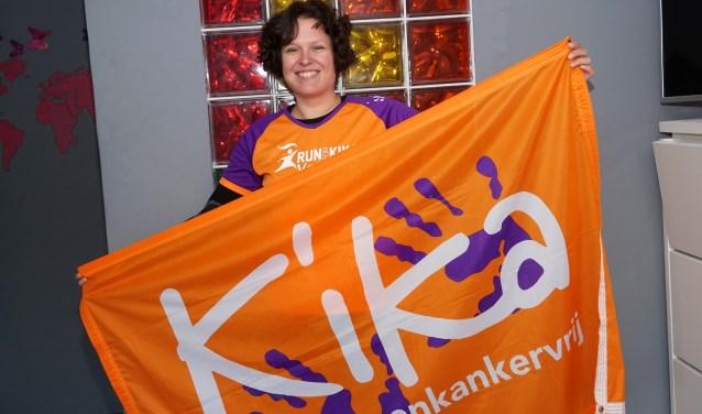 Valesca van Rijswijk wil dit jaar de marathon van New York onder de vier uur lopen. (foto: Tom Oosthout)