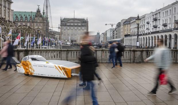 Student Werktuigbouwkunde Joost Reniers uit Roosendaal verzorgt het mechanisch ontwerp van het Vattenfall Solar Team. Met het team probeert hij in oktober de Bridgestone World Solar Challenge te winnen.