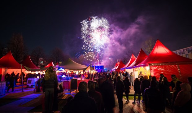 Foto via:  Rotterdam Chinese New Year op Facebook