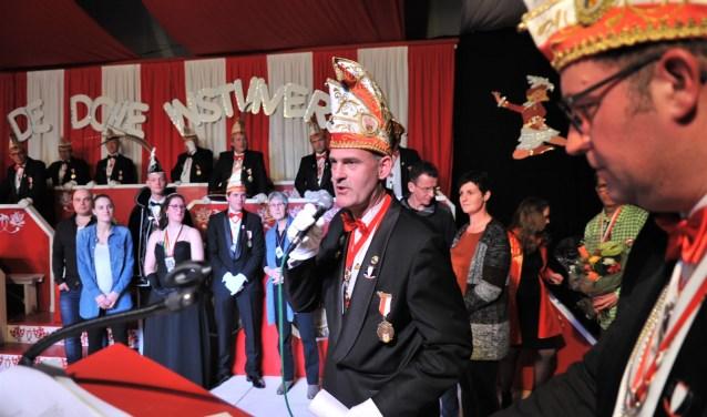Richard Veldt kreeg vorig jaar de Gouden Stuiver, hij zet zich optimaal in voor de Renkumse samenleving. (foto: gertbudding.nl)