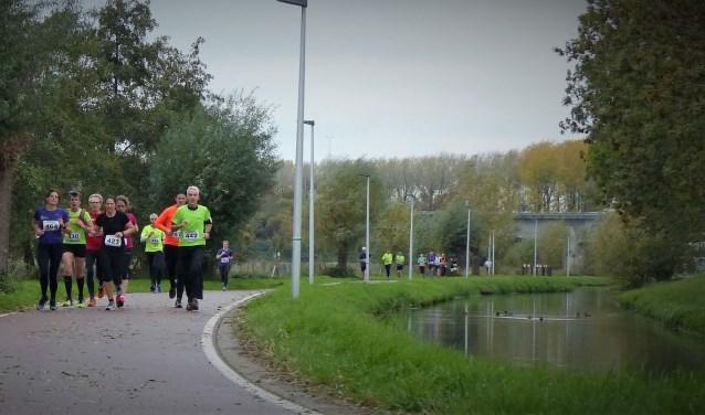 Zaterdag 12 januari weer een Vlinderloop in Houten.