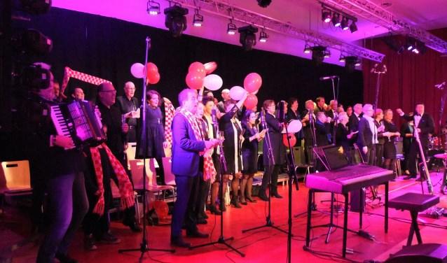 Sprang-Capelle Musica presenteert op zaterdagavond 12 januari voor de negenendertigste keer een boeiend nieuwjaarsconcert. Foto: Ad Wagemakers