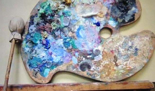 schilderpalet