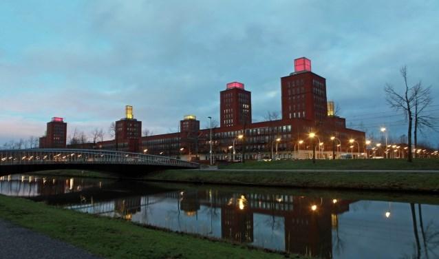 Een baken van licht in stadsdeel Ypenburg.