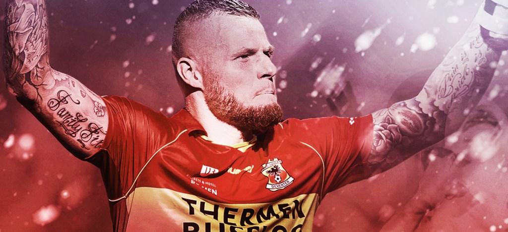 Het bestellen van een halve seizoenkaart van Go Ahead Eagles kan via www.ga-eagles.nl/home-of.