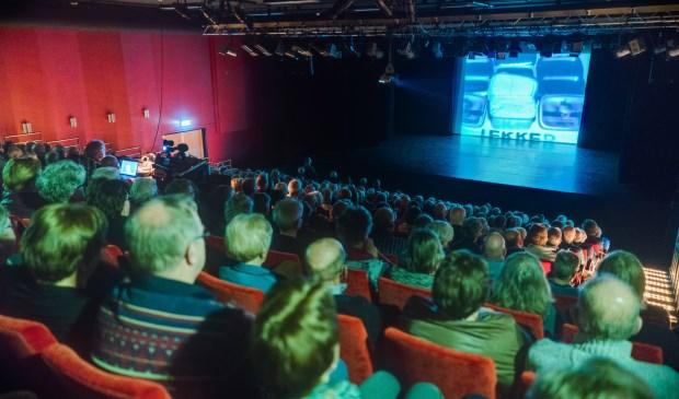 Een volle zaal bij de editie van 2016. Foto: Wouter Borre / TC Tubantia
