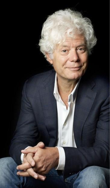 Paul Scheffer. Foto Maartje Geels/HH