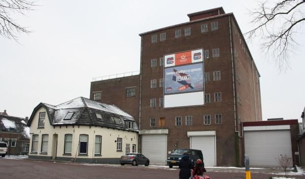 De voormalige meelfabriek in Ameide. Foto: Mieneke Lever-van Dieren