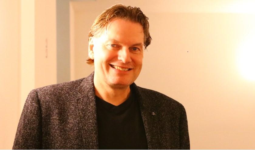 Eddy van der Ley. Foto: Wouter Huisman