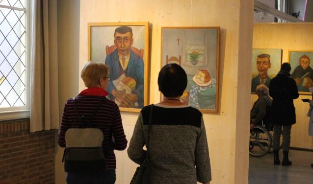 Expositie Boereneenvoud in de Koppelkerk Bredevoort trok in de eerste week al meteen bekijks.