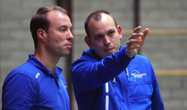 Paul van der Ven (l) en Marnix Elbers.
