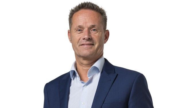 Wethouder van cultuur John van den Hoven.
