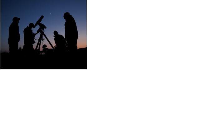 Altijd al willen weten waar het prachtige wintersterrenbeeld Orion aan de hemel staat? FOTO: Jan Koeman.