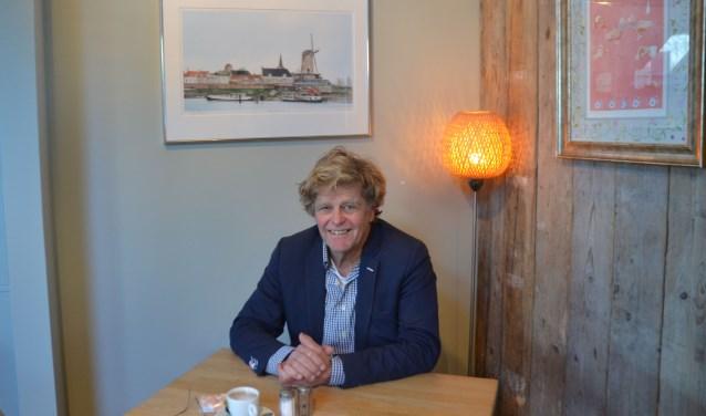 Voorzitter Pieter de Kort voor een geslaagde weergave van onze prachtige stad. FOTO: Ben Blomwww.ondernemersfondswijkbijduurstede.nl