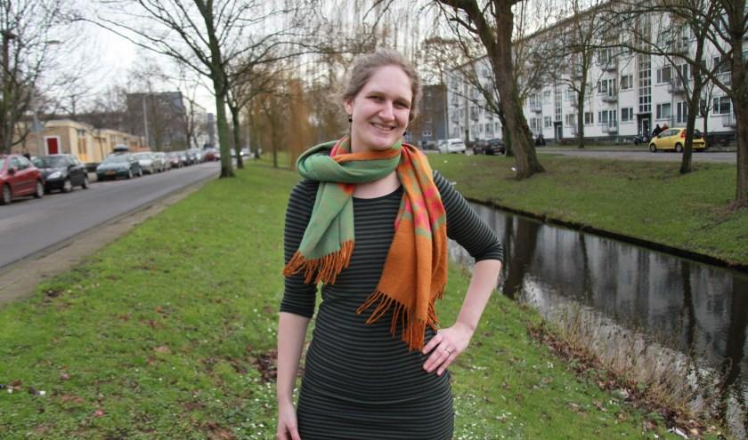 'Uiteindelijk realiseerde ik me dat Den Haag de plaats is waar ik de liefde van mijn leven heb gevonden.' (Foto: Peter van Zetten)
