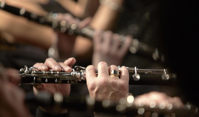 De muzikanten van Volksvlijt en Volksvermaak verzorgen een Nieuwjaarsconcert met aandacht voor de jubilarissen