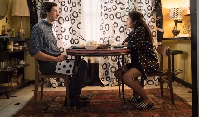 Een still uit Jim Jarmusch' film Paterson. Deze film staat centraal tijdens Cinementaal op maandag 21 januari.
