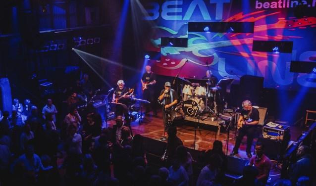 Vorig jaar stond Beatline op de planken van Lucky in Rijssen als voorprogramma van levende legende Dave Berry. In maart staat de band daar samen met Middle of the Road.