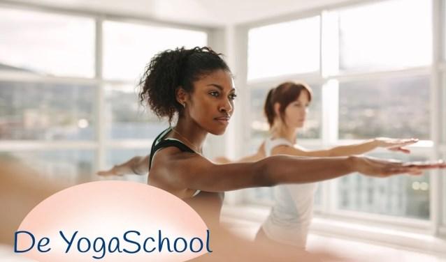 Maak je goede voornemens waar bij de YogaSchool.