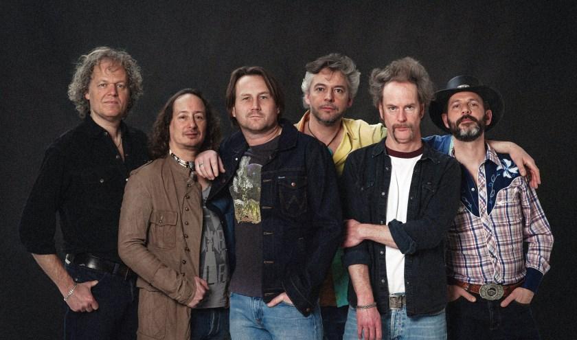 ''Laat u meeslepen in een avond met superieure songs'', aldus het Theaterhotel over het optreden van de Dutch Eagles. Foto: Nick Helderman