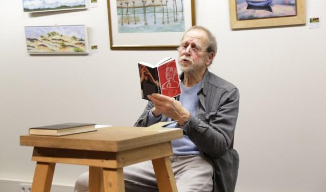 Auteur A.L. Snijders.