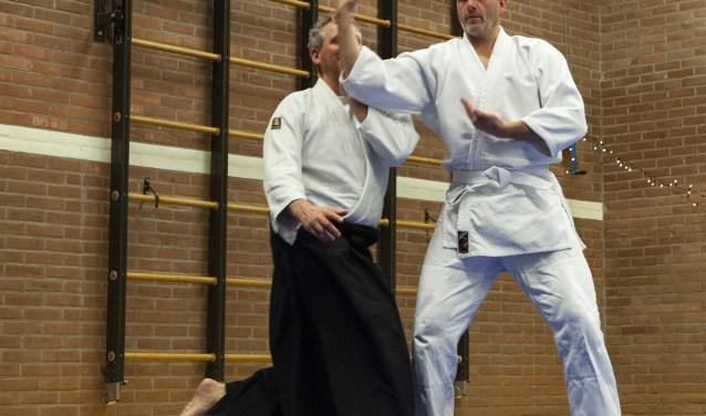 Nando Koelewijn legde zijn  vierde kyu examen.