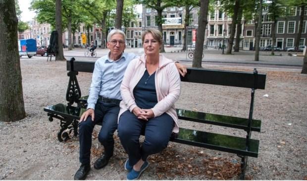 Ad van Gaalen en Ineke Mahieu schreven het beste boek van 2018. (Foto: Marc Tangel)