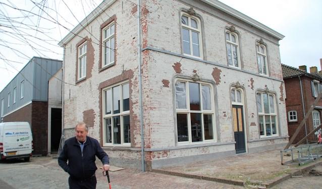 Het oude gemeentehuis in Middelbeers krijgt een nieuwe bestemming.