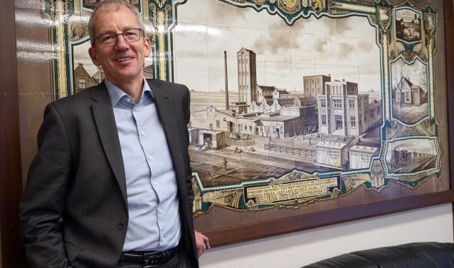 Johan van Arendonk was nauw betrokken bij de totstandkoming van het project met de Bill & Melinda Gatesfoundation. (foto: Tom  Oosthout)