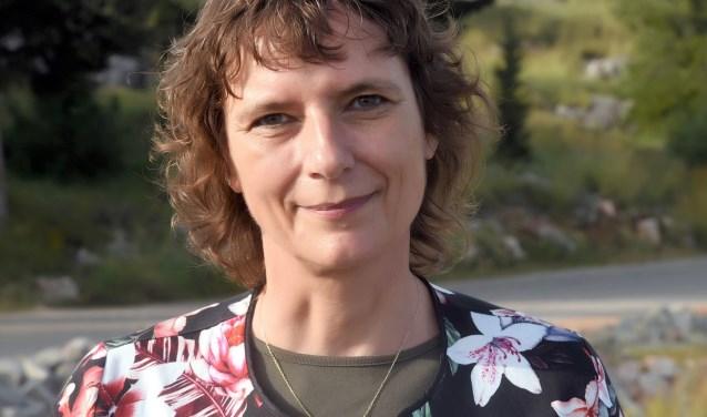 De auteur Klaske Kassenberg