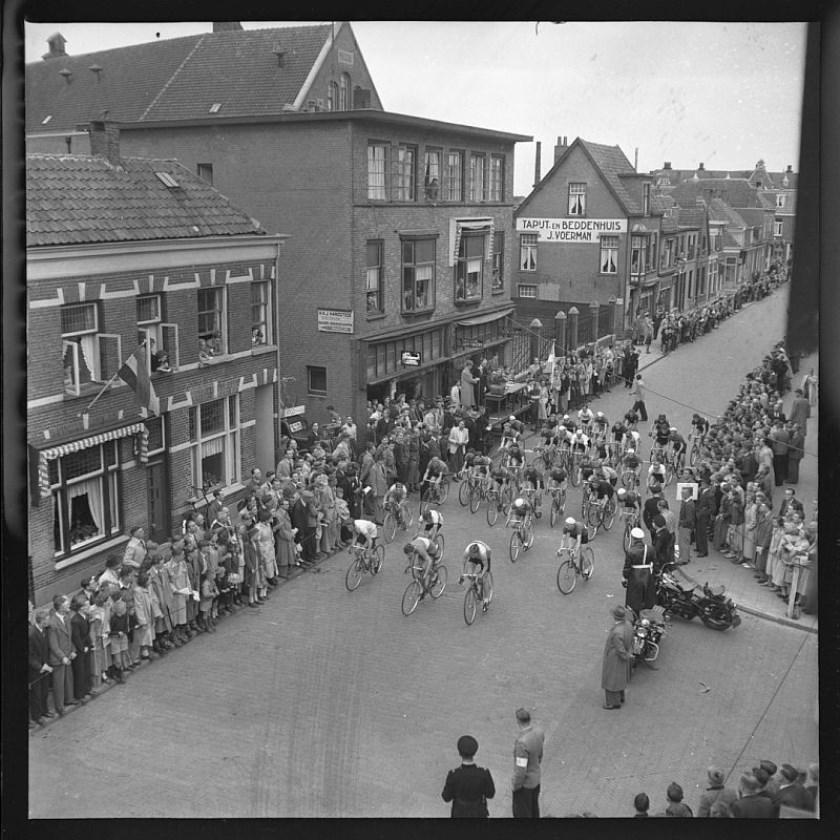 Wielerronde Assendorp in 1951.