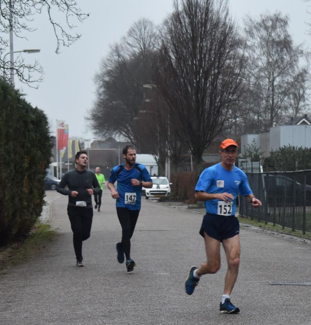 Jacob Wietsma uit Rijssen en Udo Waanders uit Hellendoorn. Foto:  © Persgroep