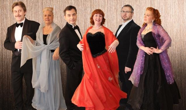 Het Neva-ensemble uit Sint Petersburg verzorgt zaterdag 12 januari een optreden in de Sint Jan.