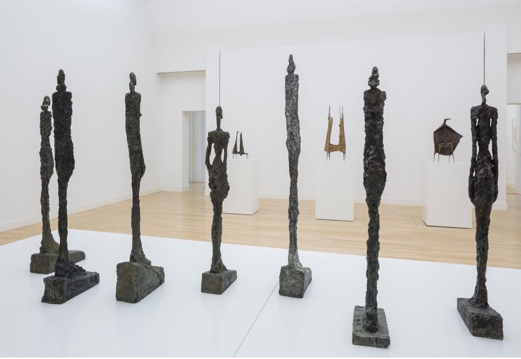 Giacometti-Chadwick, Facing Fear.  Foto: Peter Tijhuis © Persgroep