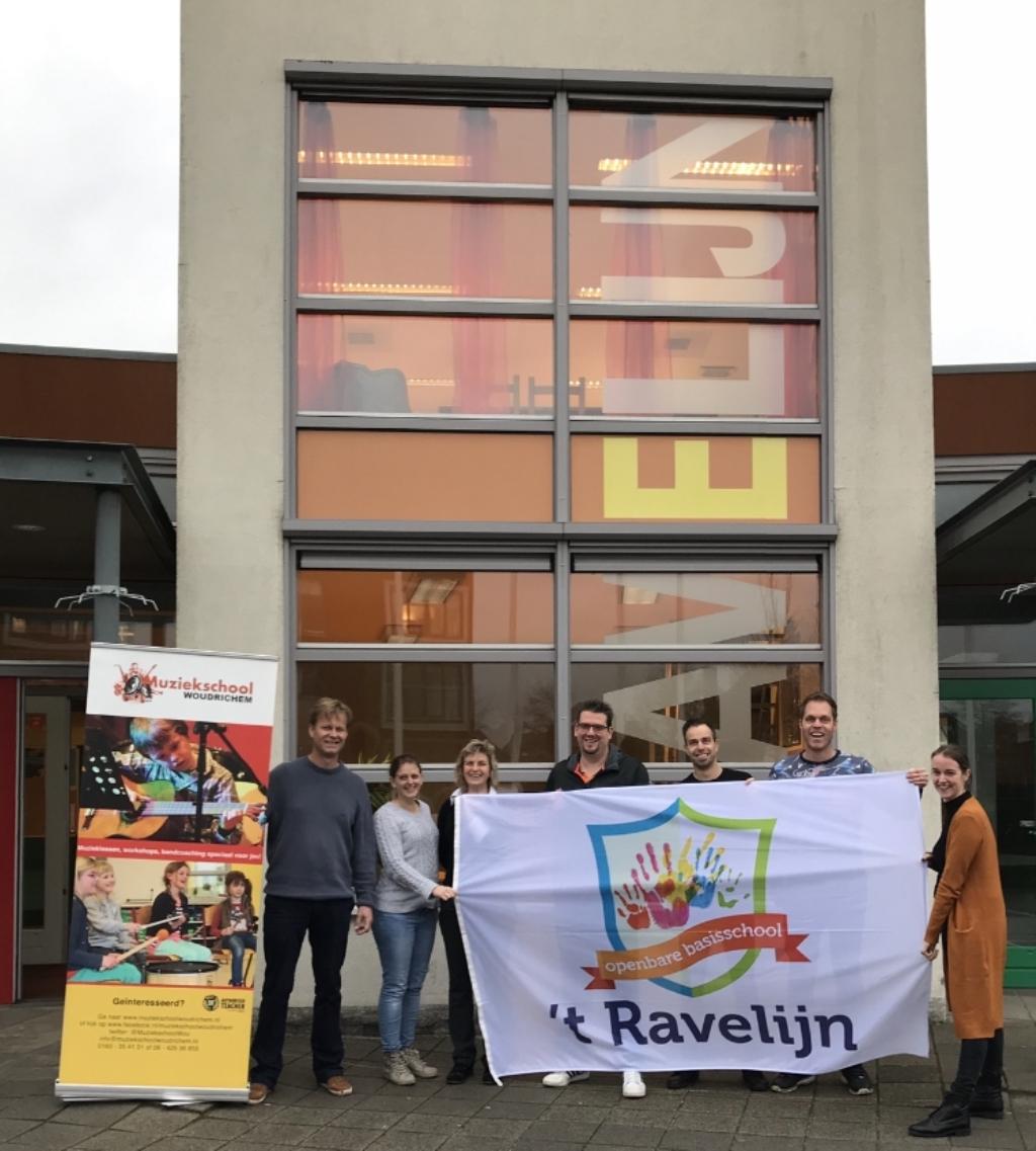 Gorcumse Courant Intensieve Samenwerking Obs T Ravelijn En