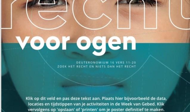 Meer informatie over de Week van het Gebed is te vinden op de onderstaande websites:  www.weekvangebed.nl en www.raadvankerken.nl