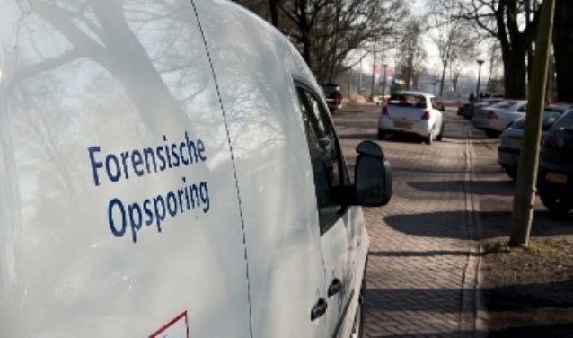 Politie stelt onderzoek in naar dood vrouw Spijkenisse.