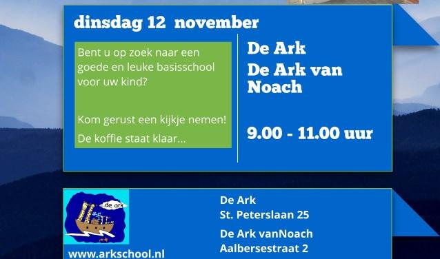 Activiteit: Open Ochtend op De Ark (van Noach) - Zuid Zenderstreek