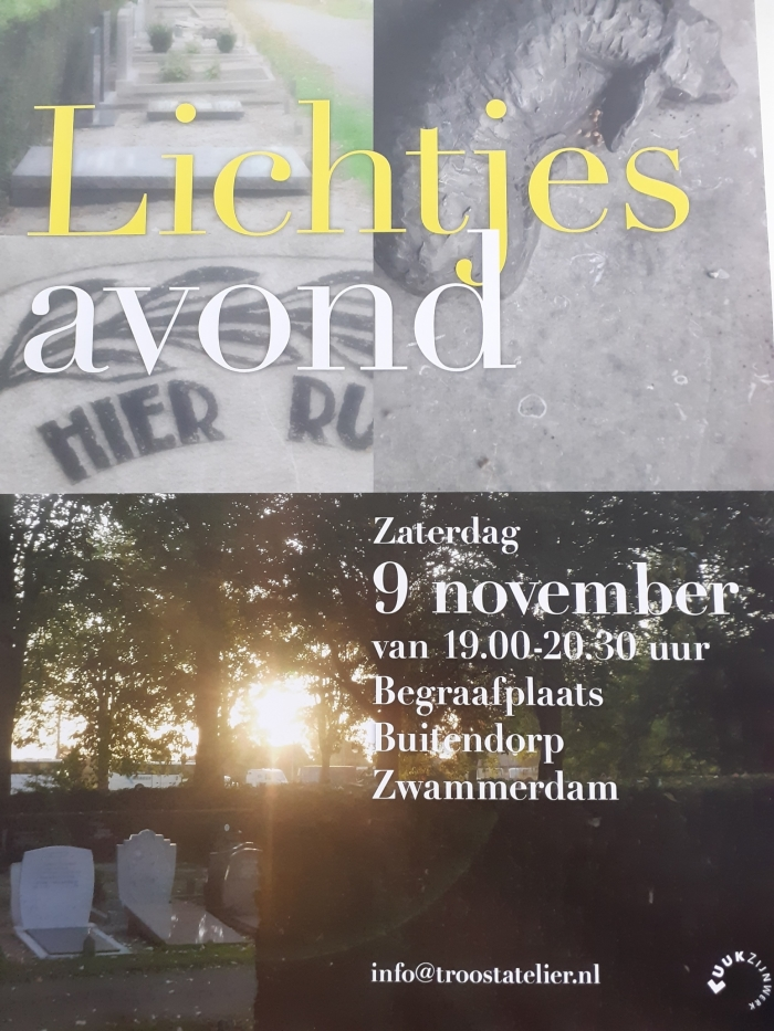 Activiteit: Lichtjesavond Zwammerdam - Alphens Nieuwsblad