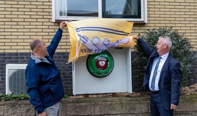 Vrij toegankelijke AED op Boveneind in Benschop - Zuid Zenderstreek