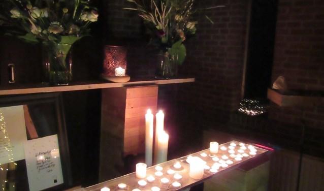 Warme lichtjesavond zwammerdam - Alphens Nieuwsblad