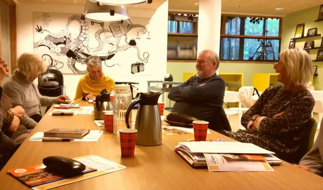 Activiteit: Bijeenkomst Lees en ontmoet - Zuid Zenderstreek