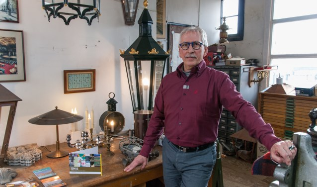 Koos Havelaar zet zich al ruim een kwart eeuw in voor het behoud van Haags Industrieel Erfgoed.