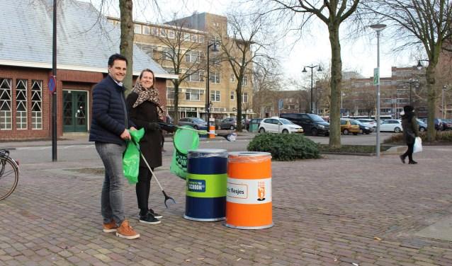 Rotterdam-Noord is de proeftuin van een nieuw project van NederlandSchoon.