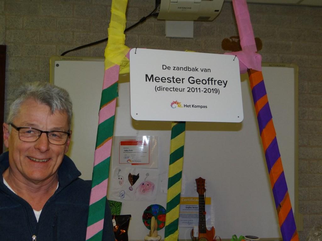 Afscheid Geoffrey Foto: Ferry © Persgroep