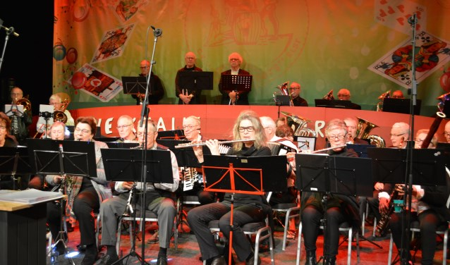 Seniorenorkest BOS in concert